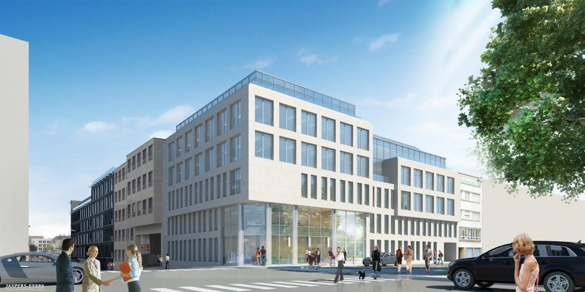 Pylos and belfius bank buy former axa head office in - Citylink head office telephone number ...